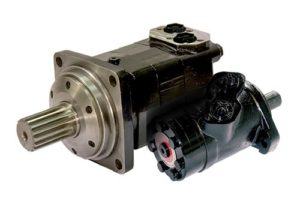 Hydraulikkmotorer