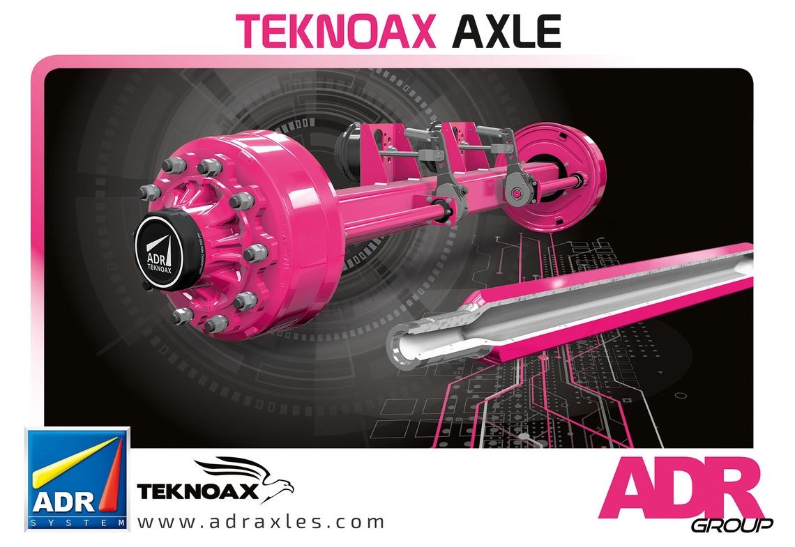Teknoax - Fremtiden er nå